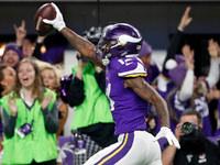 Revolta entre Santos e Viquingues: Stefon Diggs fala sobre 'Minneapolis Miracle' – NFL.com