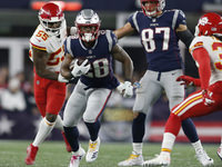 """Patriots OC: James White é um """"cara realmente especial"""" – NFL.com"""