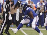 Gigantes trocam Harrison de Damon 'Snacks' por Lions – NFL.com