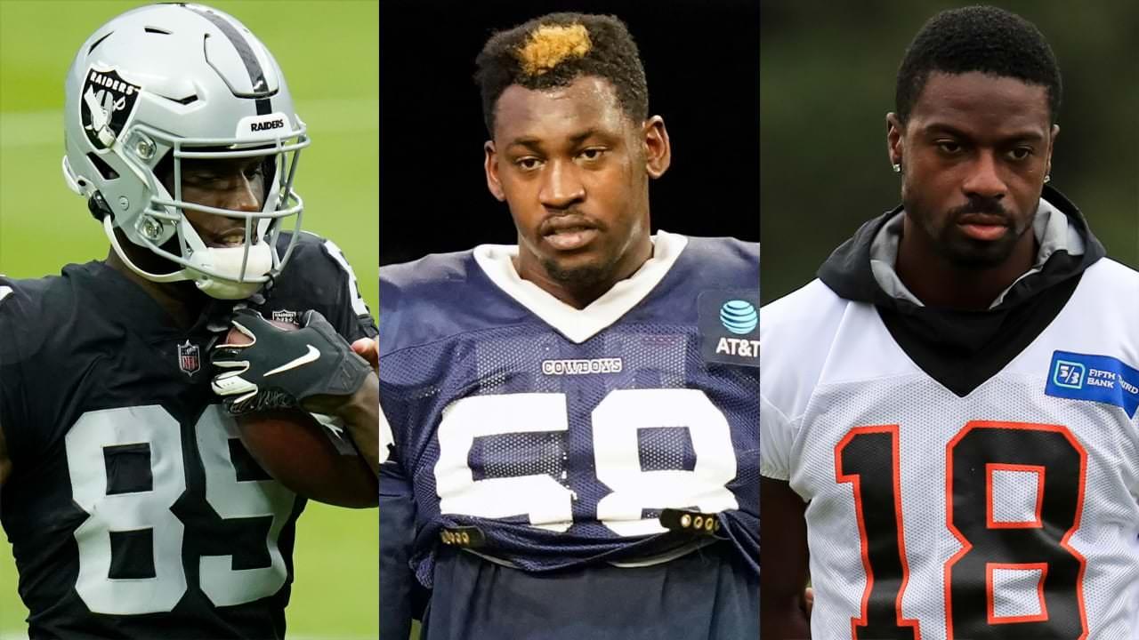 Os primeiros vencedores e perdedores do campo de treinamento da NFL de 2020: Rookies Raiders brilhando, AJ Green não consegue acertar – NFL.com