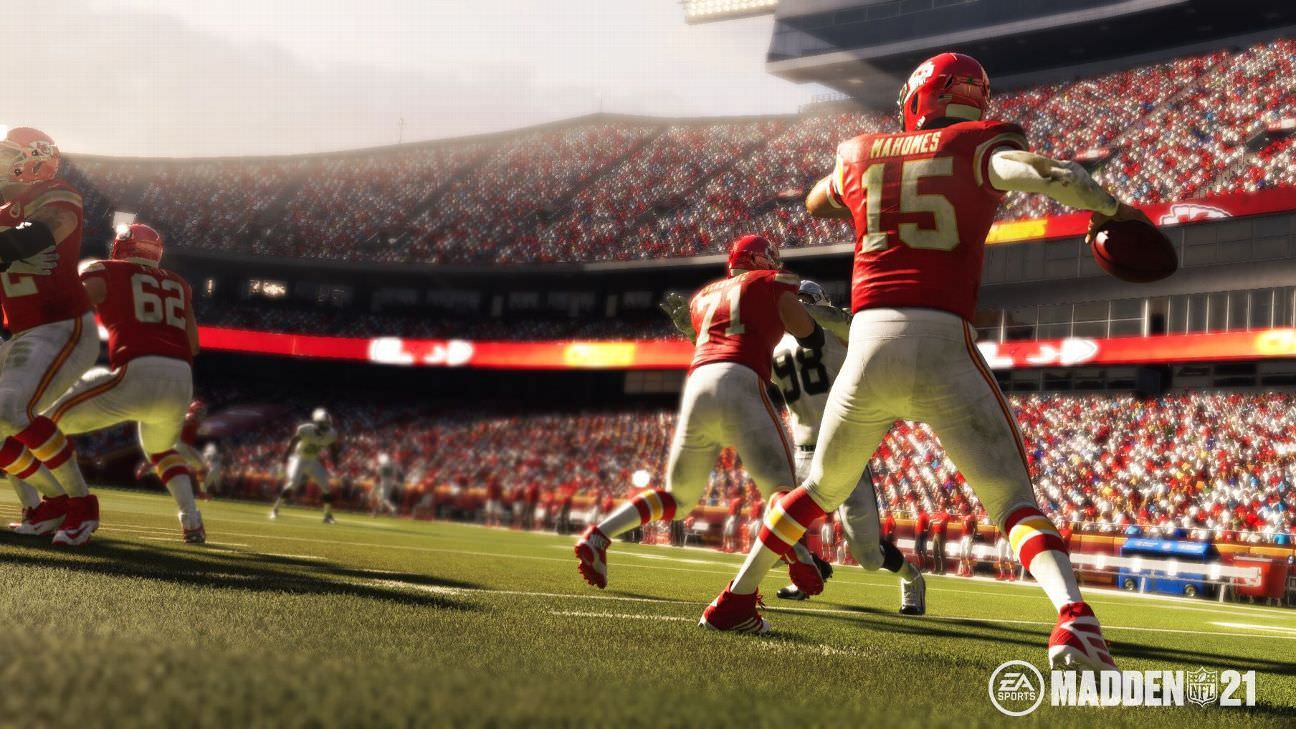 Antevisão do Ultimate Madden NFL 21: melhores jogadores, novatos, equipas e muito mais