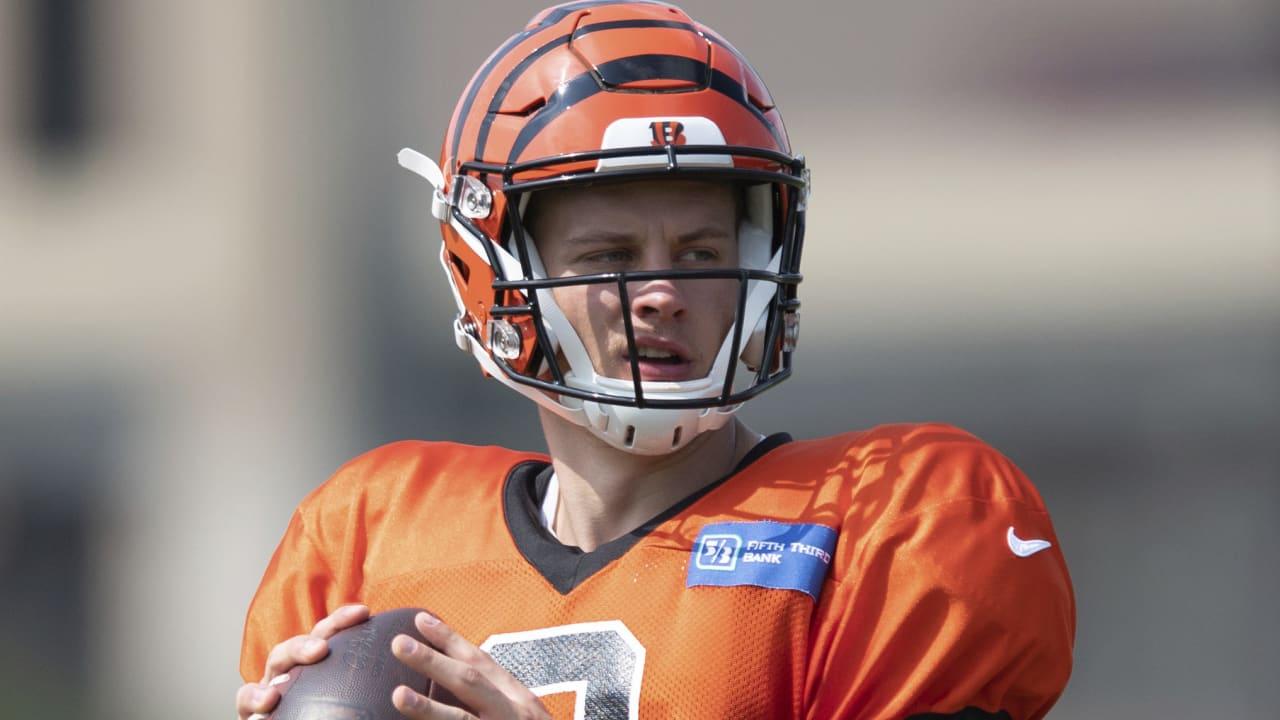 Buzz no campo de treinamento: Joe Burrow 'dá vida' a Bengals – NFL.com