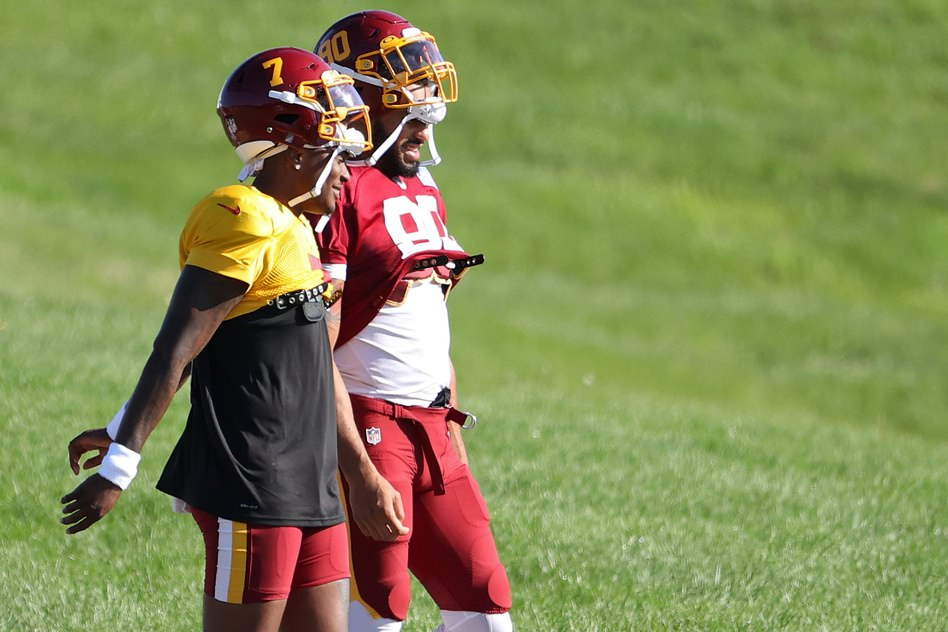 Washington Camp Notes (18/8): Podemos observar o futebol novamente! – NBC Sports Washington