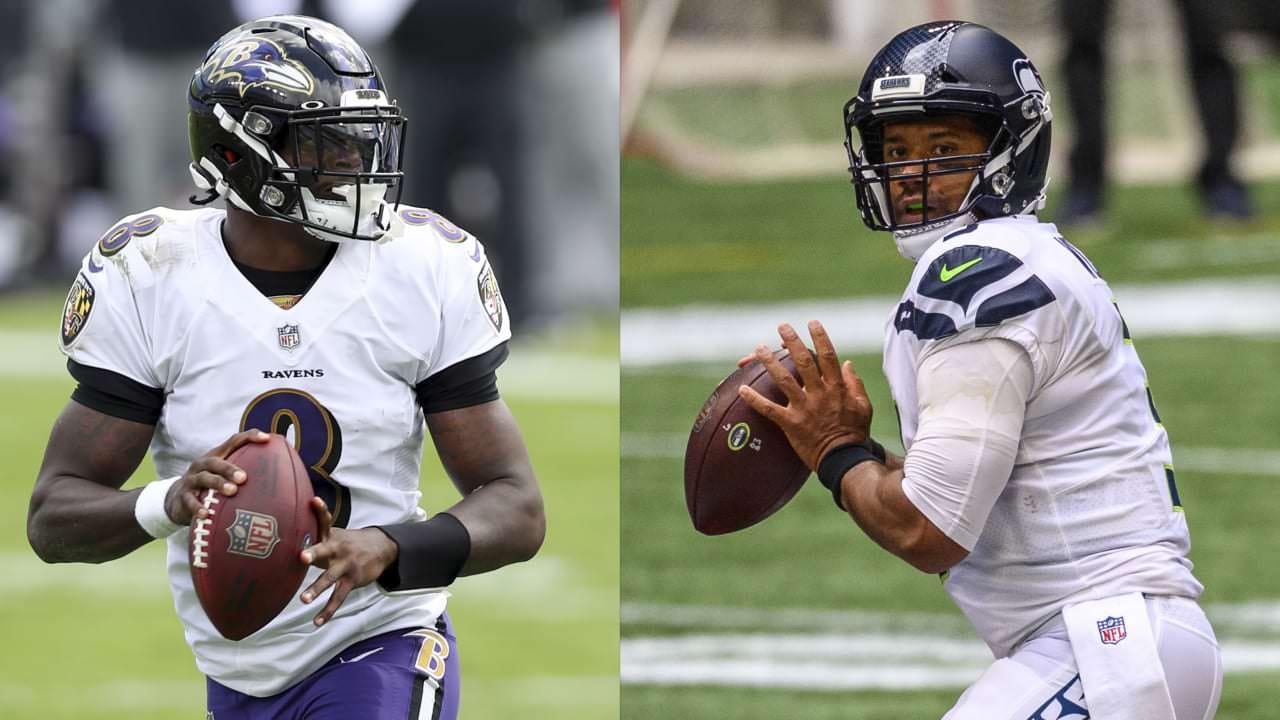 Lamar Jackson, Russell Wilson entre os jogadores da semana 1 – NFL.com
