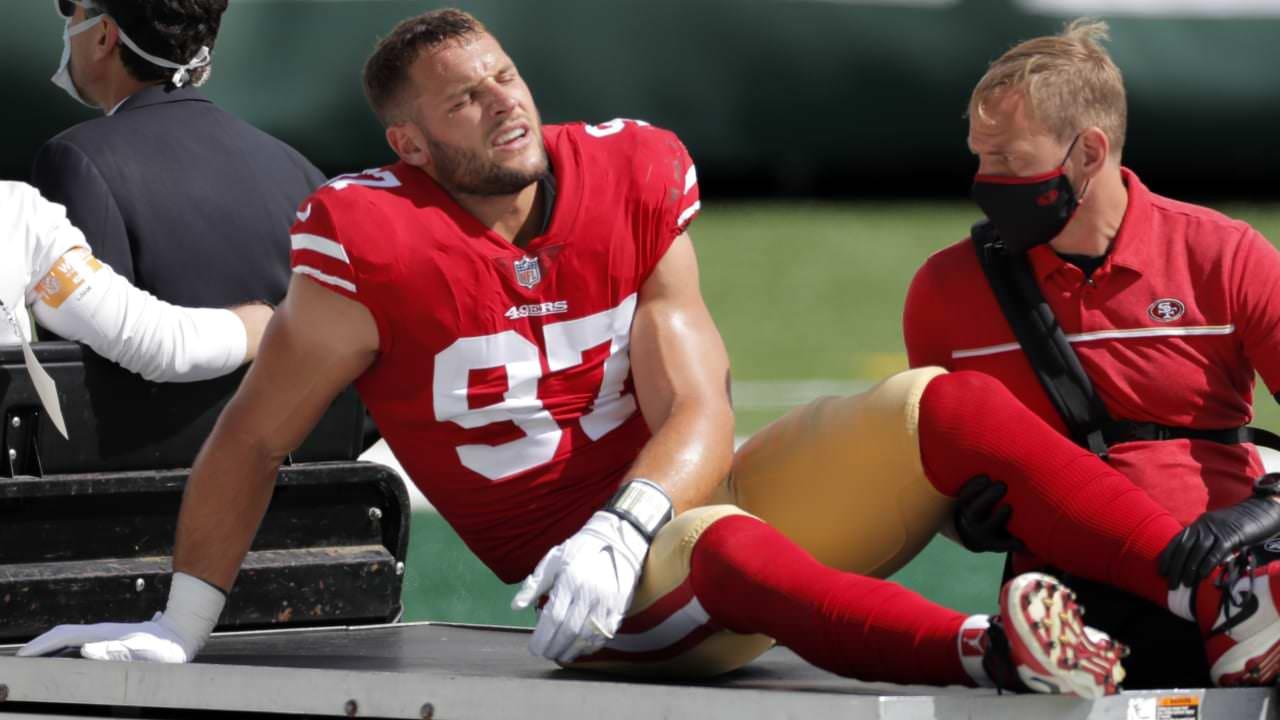 49ers aguardando resultados de ressonância magnética em Nick Bosa; Ziggy Ansah se junta ao time – NFL.com