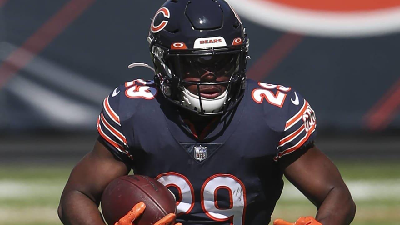 Bears RB Cohen: Novo acordo 'deixou algum dinheiro no prato' para a extensão de Allen Robinson – NFL.com