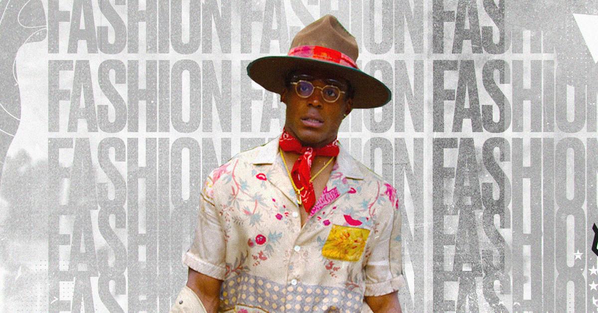 Roupas de Cam Newton, avaliadas por um especialista em moda e um idiota da moda