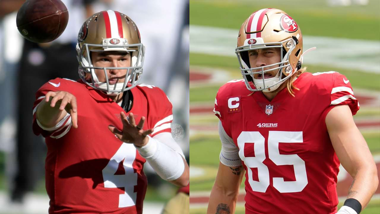 49ers QB Nick Mullens começará no lugar de Jimmy Garoppolo, Kittle não jogará – NFL.com