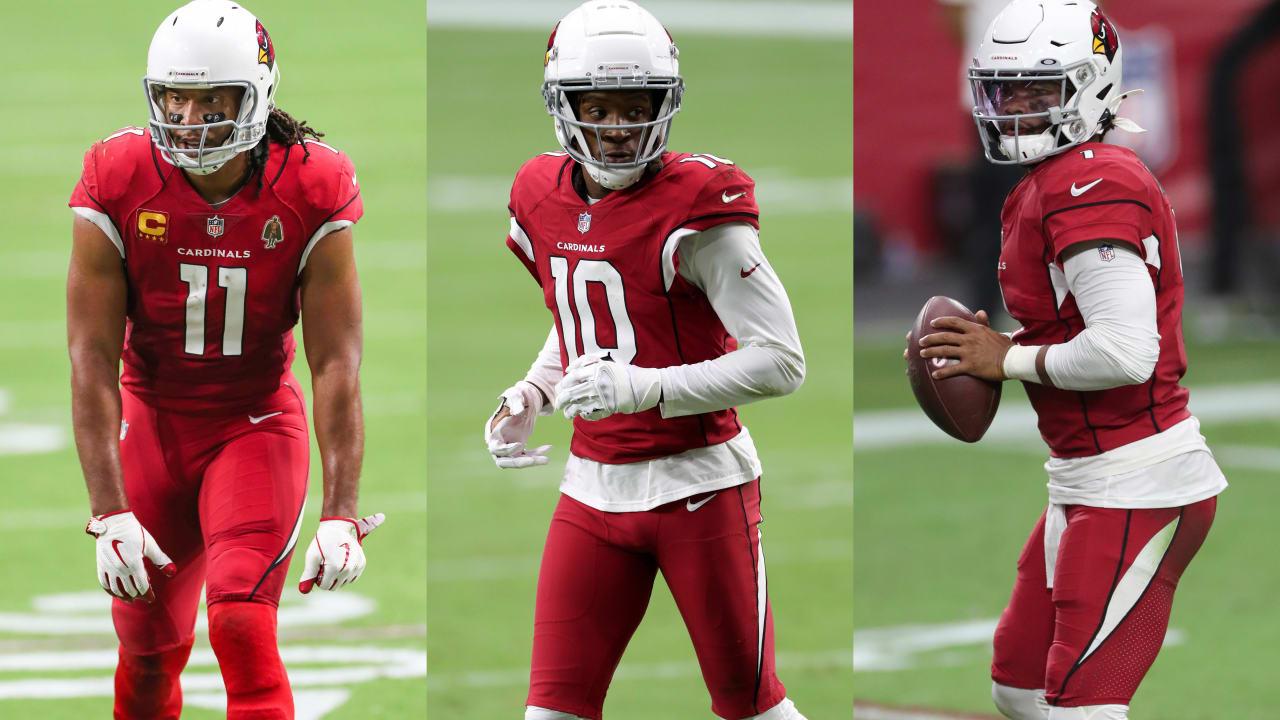 Larry Fitzgerald já está maravilhado com os companheiros de equipe do Cardinals, Kyler Murray, DeAndre Hopkins – NFL.com