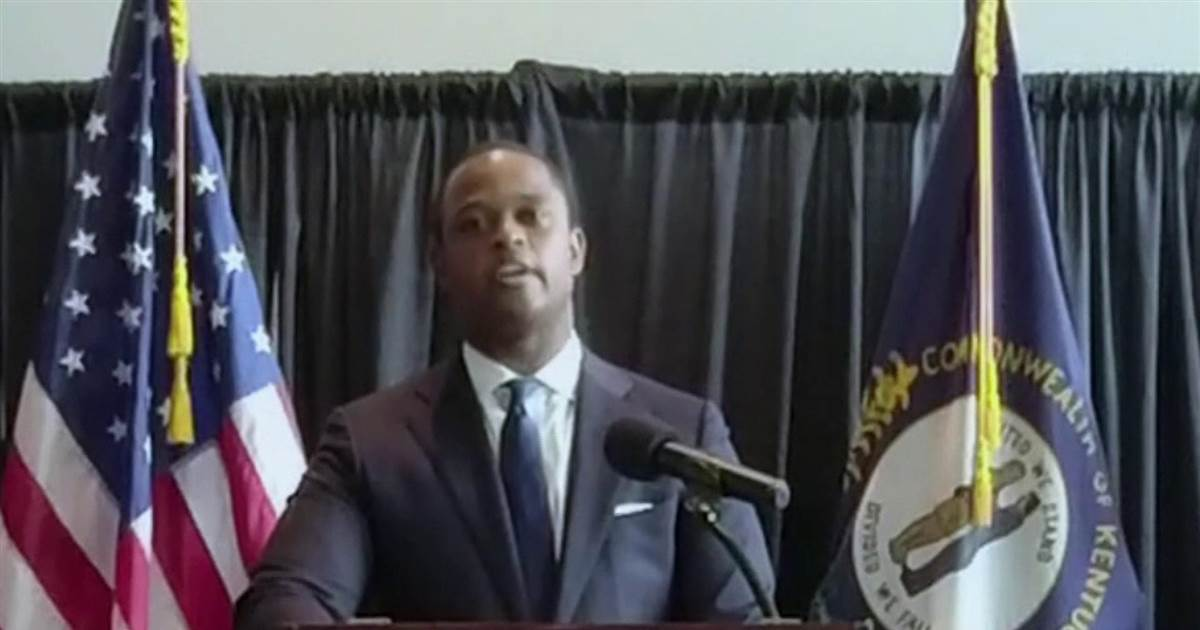 """Kentucky AG: Celebridades, influenciadores não """"entendem os fatos"""" do caso Breonna Taylor"""