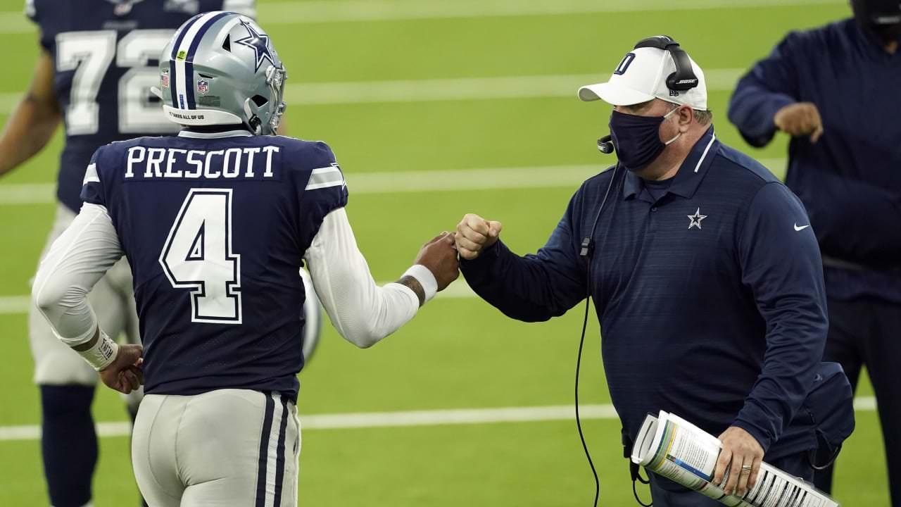 O especialista analítico apóia a decisão do Cowboys HC Mike McCarthy na semana passada – NFL.com