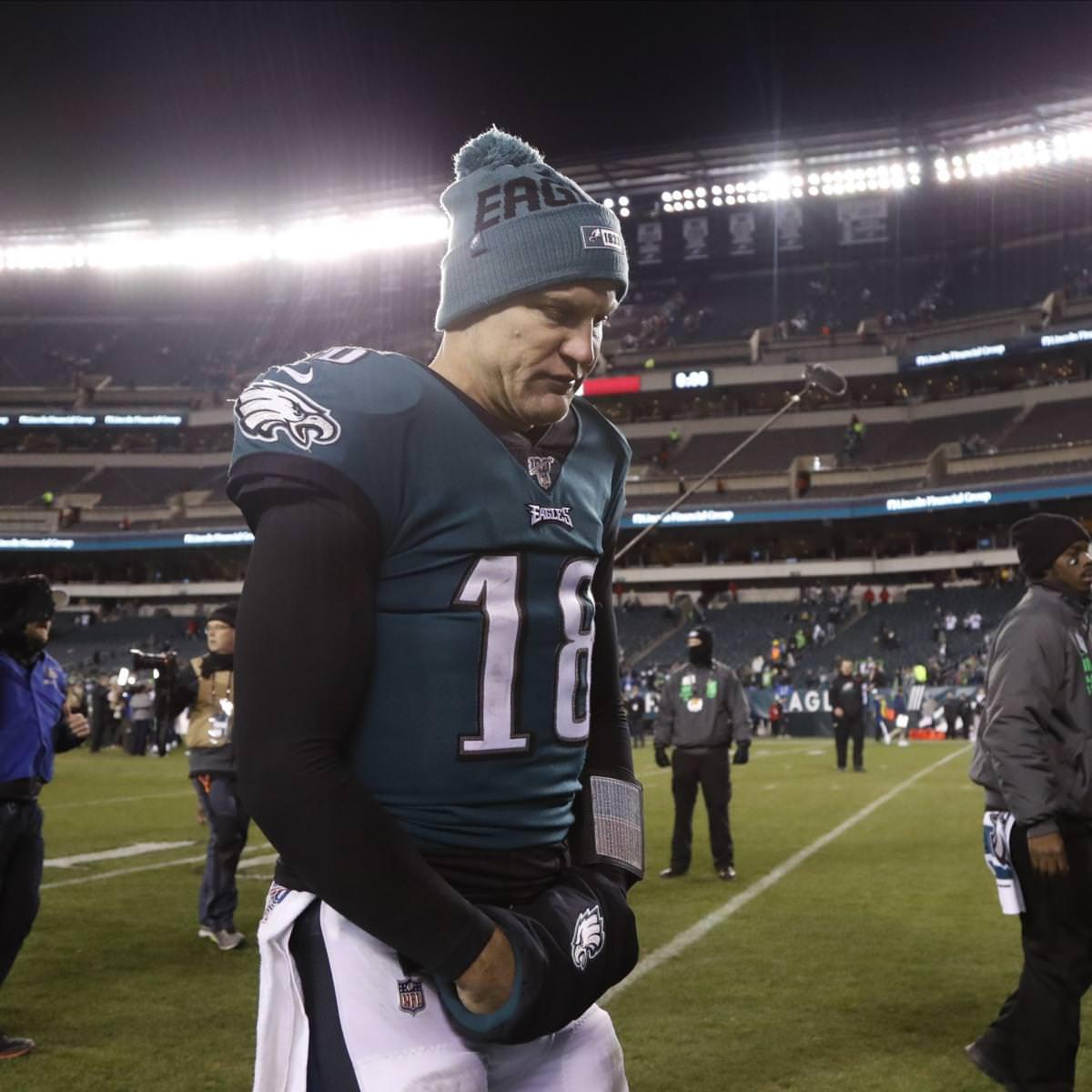 Rumores da NFL: Josh McCown visto pelos Eagles, mais times como o futuro treinador principal