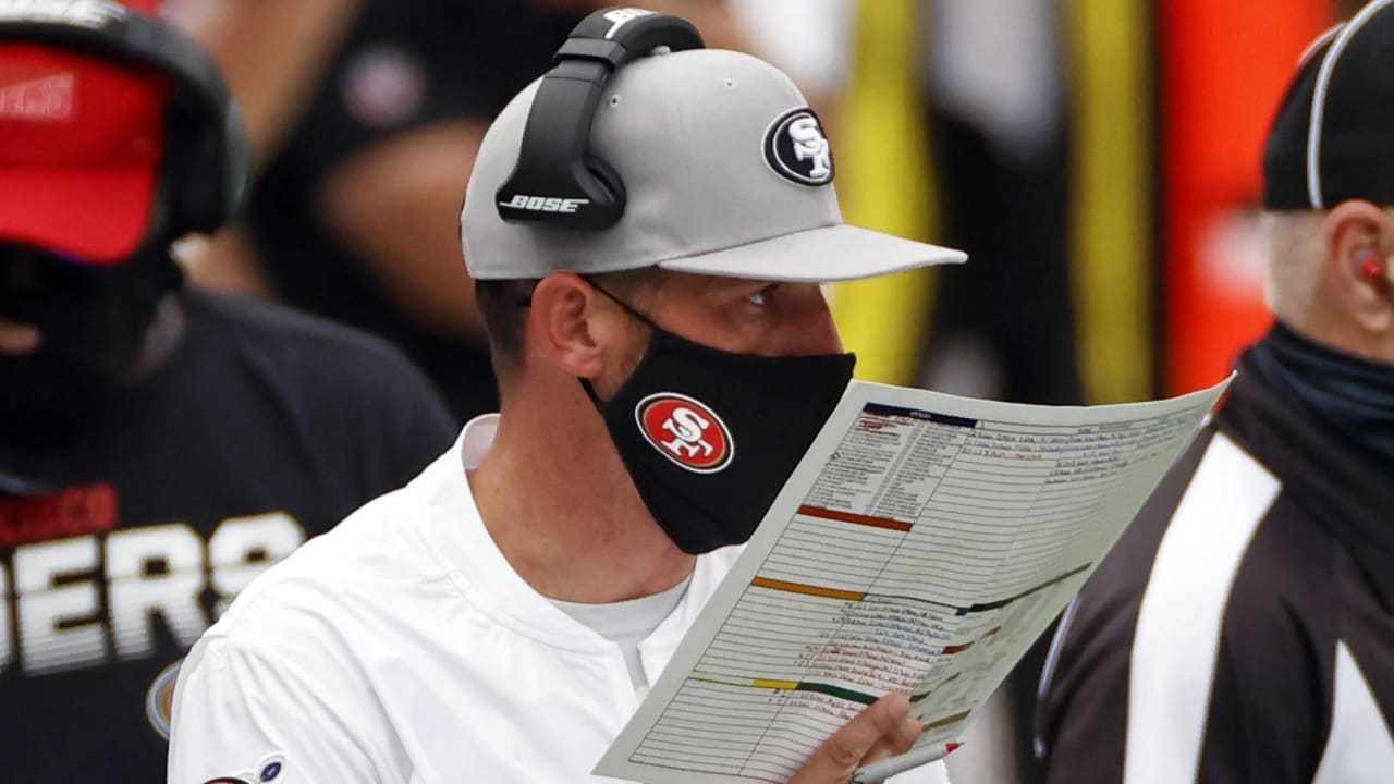 Kyle Shanahan está orgulhoso de 49ers devido a lesões após a vitória sobre o Giants – NFL.com
