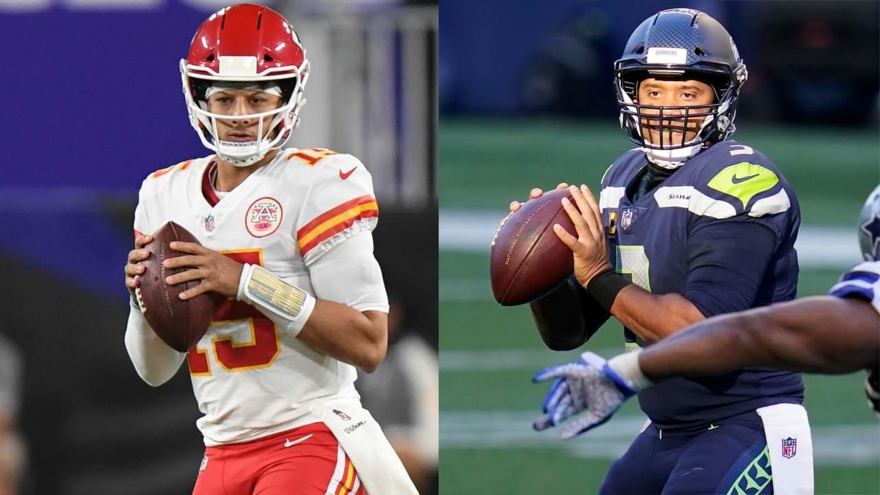 Seahawks QB Russell Wilson e Chiefs QB Patrick Mahomes lideram os jogadores da semana – NFL.com