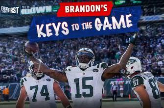 Brandon Marshall dá suas chaves aos Patriots perturbando os Chiefs na NFL WK 4    PRIMEIRAS COISAS PRIMEIRO