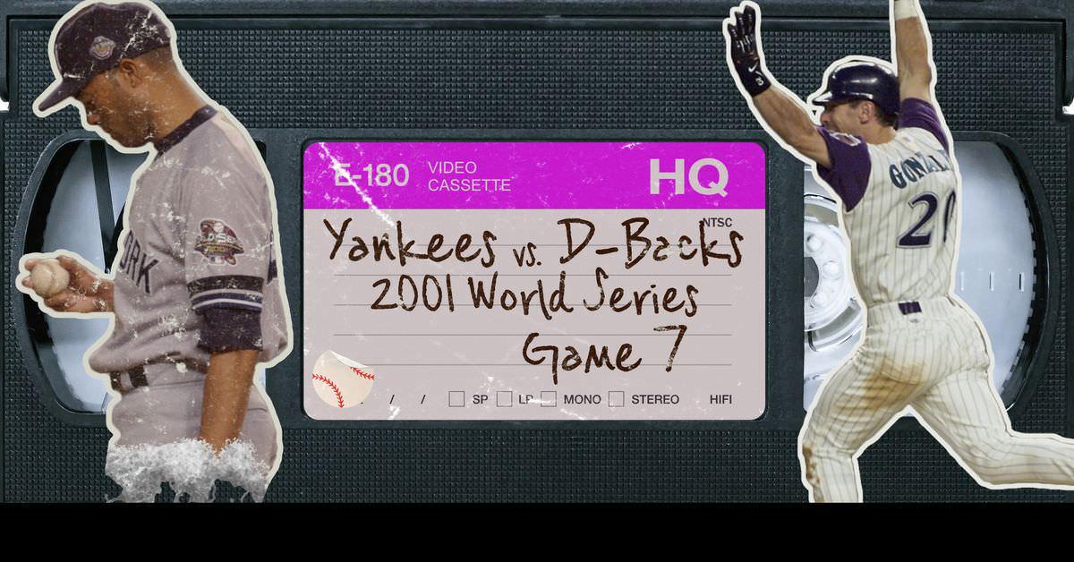A World Series de 2001 deu início a uma nova era de propaganda esportiva americana