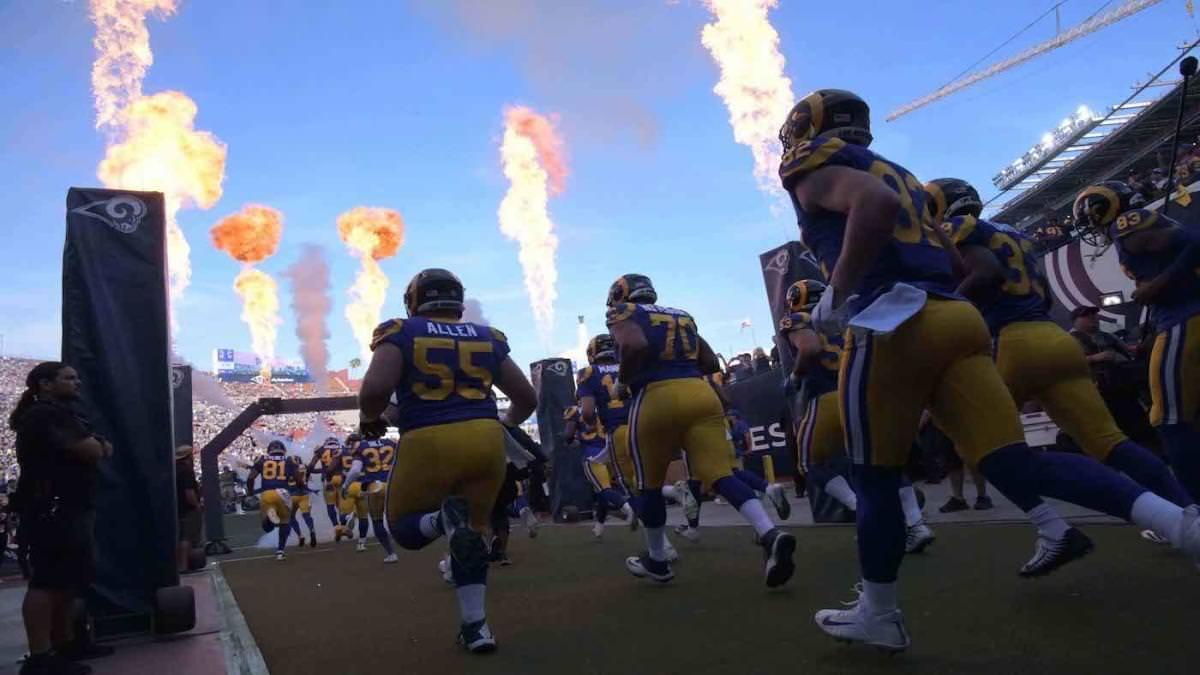 Informações de transmissão ao vivo de Rams vs. Giants, canal de TV: como assistir NFL na TV, transmissão online