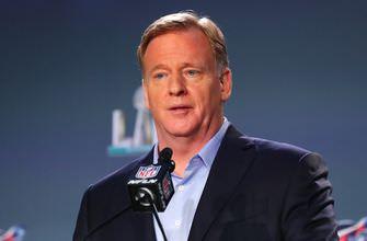Goodell: Perdas possíveis por violações do protocolo de vírus da NFL