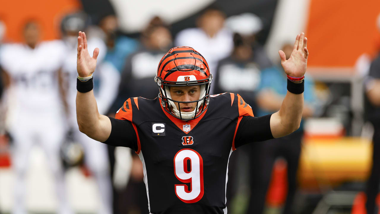 Joe Burrow na primeira vitória como quarterback da NFL: Vencer é divertido – NFL.com