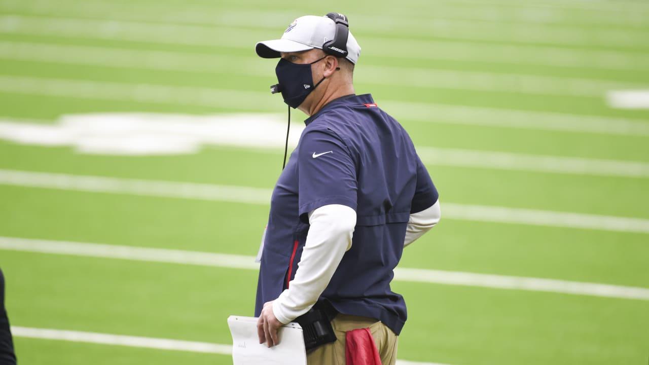 Bill O'Brien: Deve 'fazer um melhor trabalho de coaching' para os texanos reverterem 0-4 start – NFL.com
