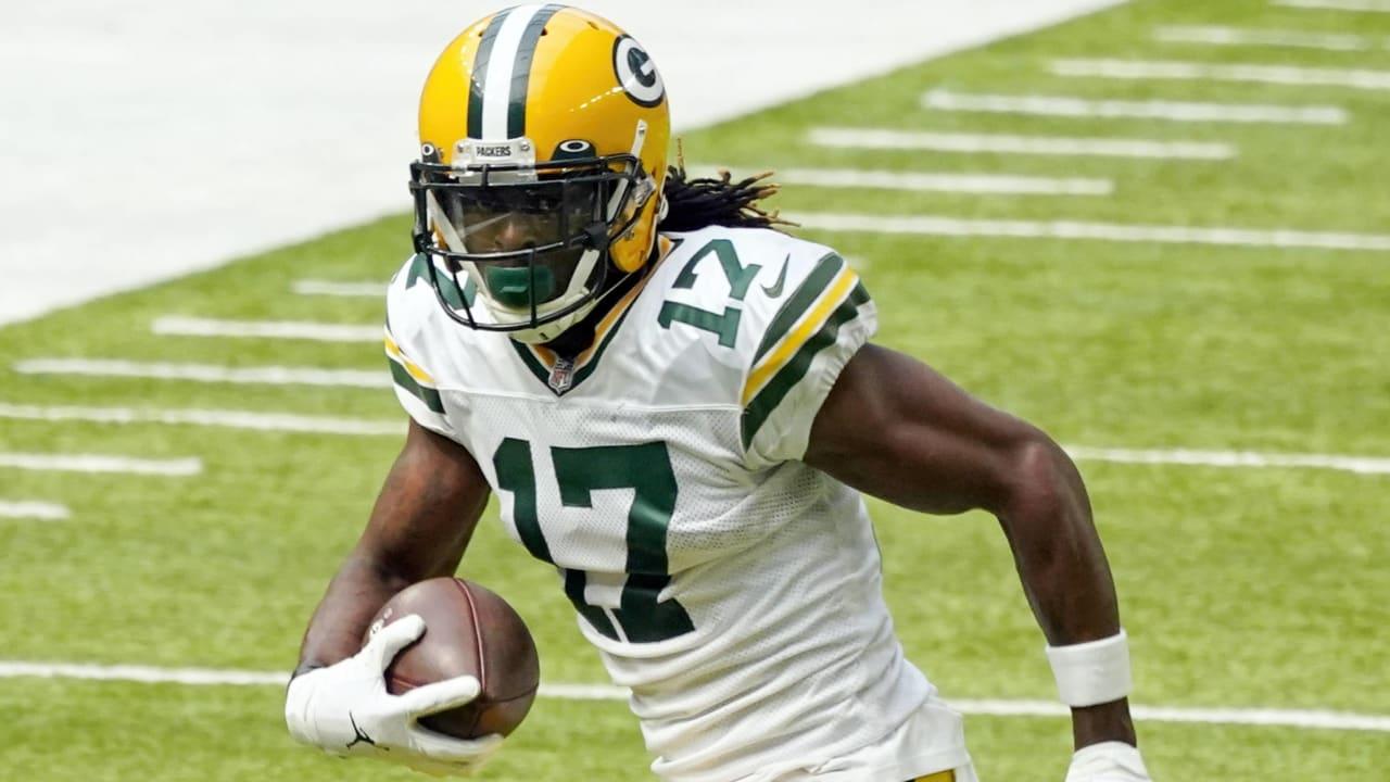 Packers WR Davante Adams para 'Monday Night Football' vs. Falcons – NFL.com