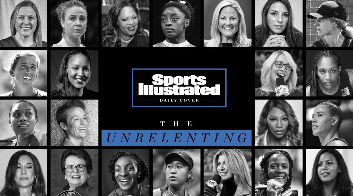 The Unrelenting: lista da SI das mulheres mais poderosas e influentes nos esportes