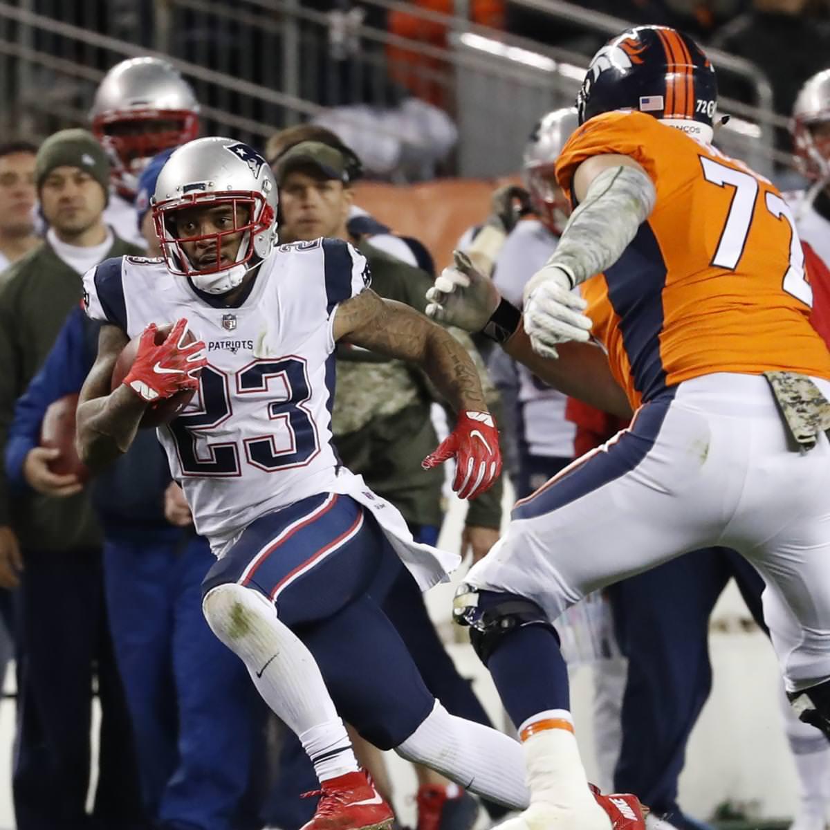 Broncos x patriotas supostamente mudaram de domingo para segunda em meio a preocupações com COVID