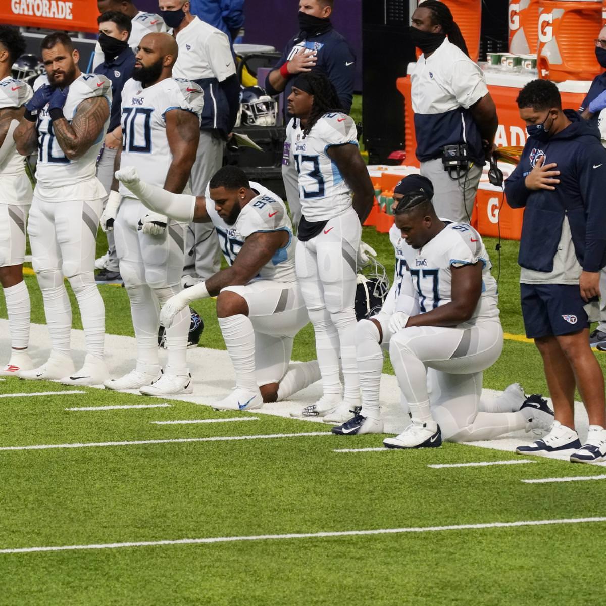 Relatório: Sentimento entre times da NFL que os titãs devem perder contra contas após o ataque