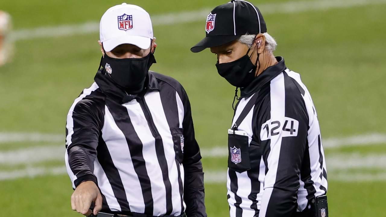Indivíduos que abordam oficiais sem coberturas faciais estão sujeitos a penalidades – NFL.com