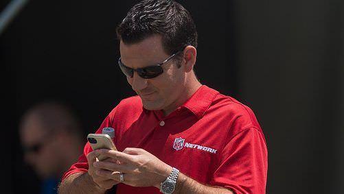 NFL suspende Ian Rapoport duas semanas