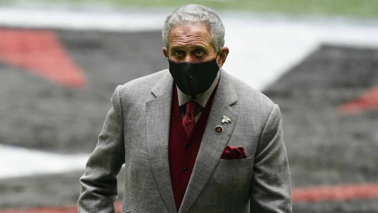 Blank, proprietário do Falcons, explica as demissões de Dan Quinn, Thomas Dimitroff: 'Chama-se falta de vitória' – NFL.com