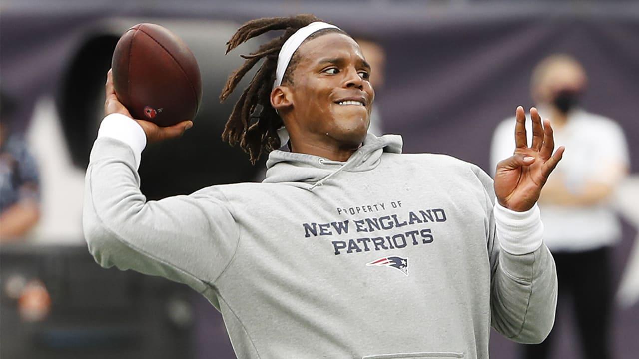 Patriots QB Cam Newton deve retornar aos treinos quinta-feira – NFL.com