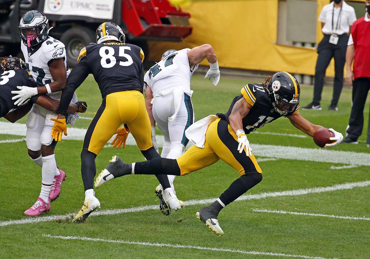 KRYK SLANTS: Qualquer nome, '3C' está abrindo os olhos da NFL