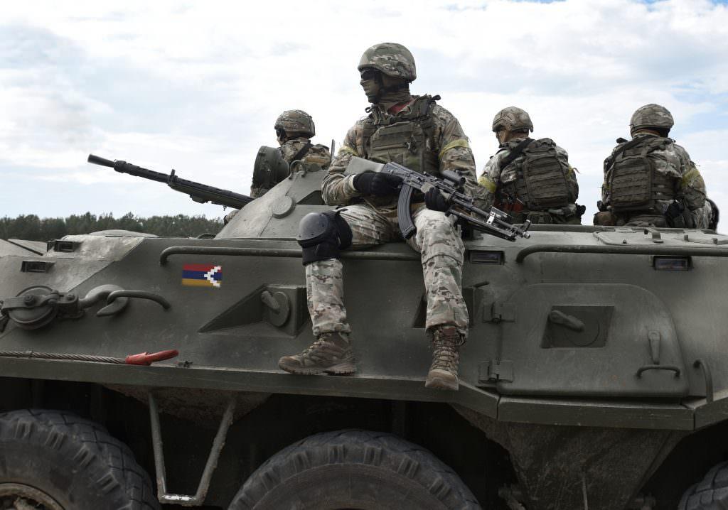 Por que o oeste alimenta conflito na Armênia