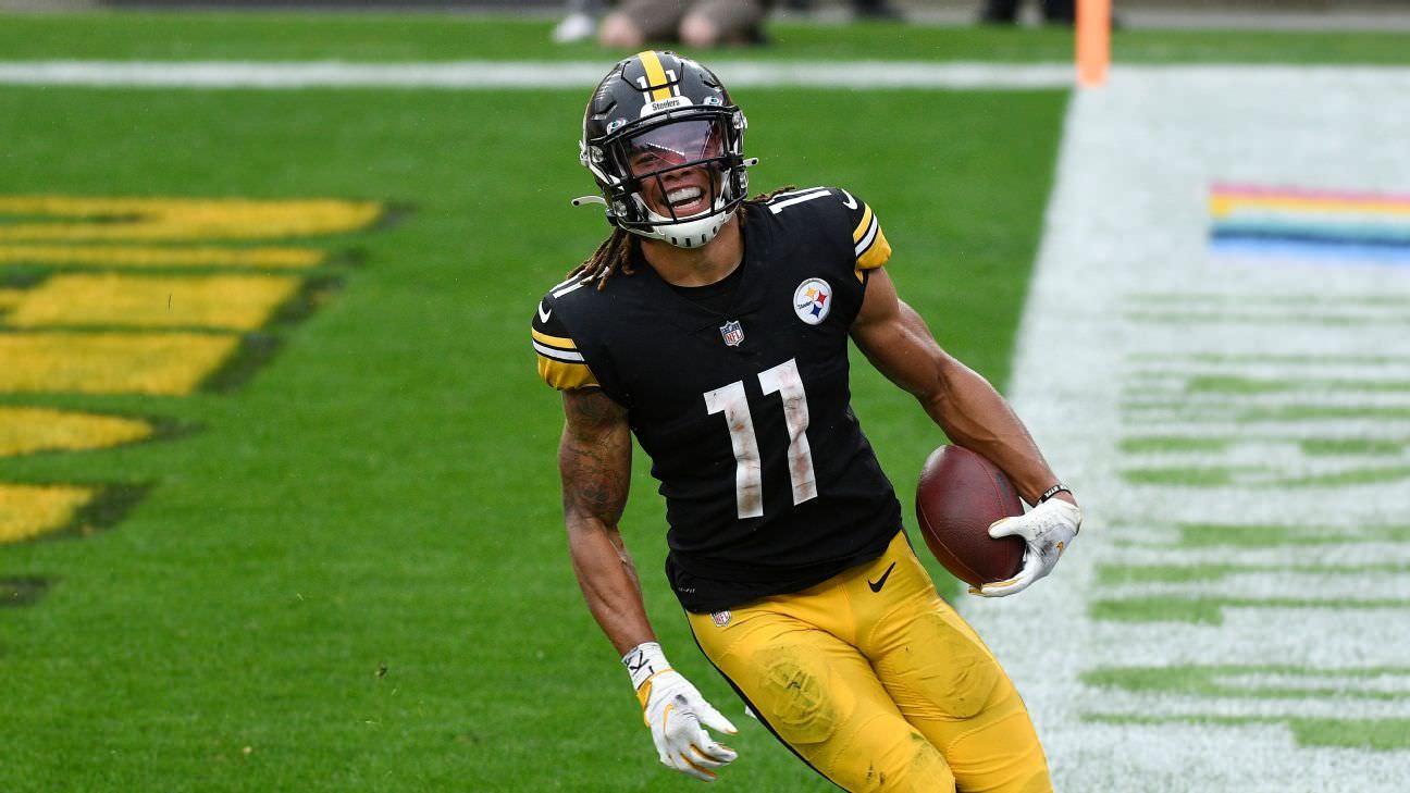 Por dentro da jornada de Steelers 'Chase Claypool, do Canadá aos livros de recorde da NFL – ESPN