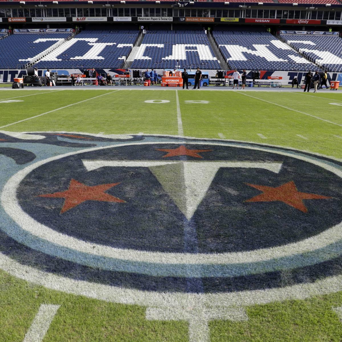 Relatório: Titãs enfrentam uma possível multa após investigação da NFL no surto de COVID-19