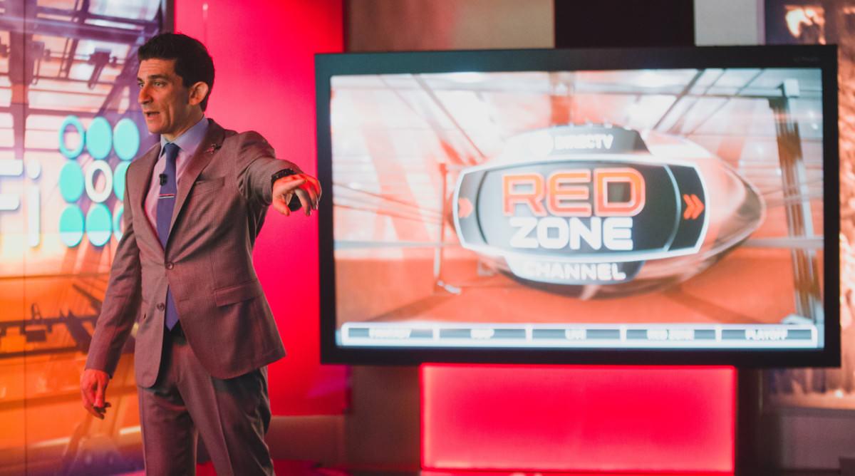 Andrew Siciliano perderá a Semana 6 'NFL RedZone' após teste COVID positivo – Sports Illustrated