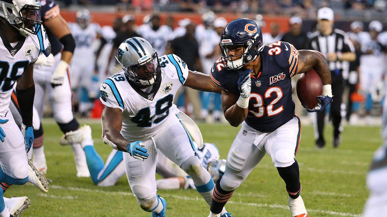 Transmissão ao vivo do Bears vs Panthers: como assistir a 6ª semana da NFL online de qualquer lugar