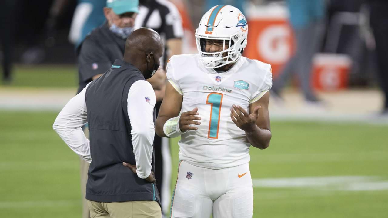 Recorrer a Tua Tagovailoa agora faz sentido para os Dolphins – NFL.com