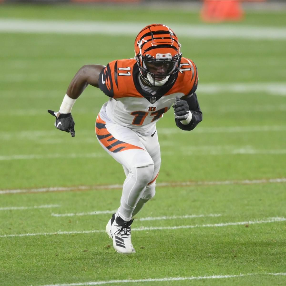 Rumores comerciais da NFL: WR John Ross solicita a mudança de Bengals