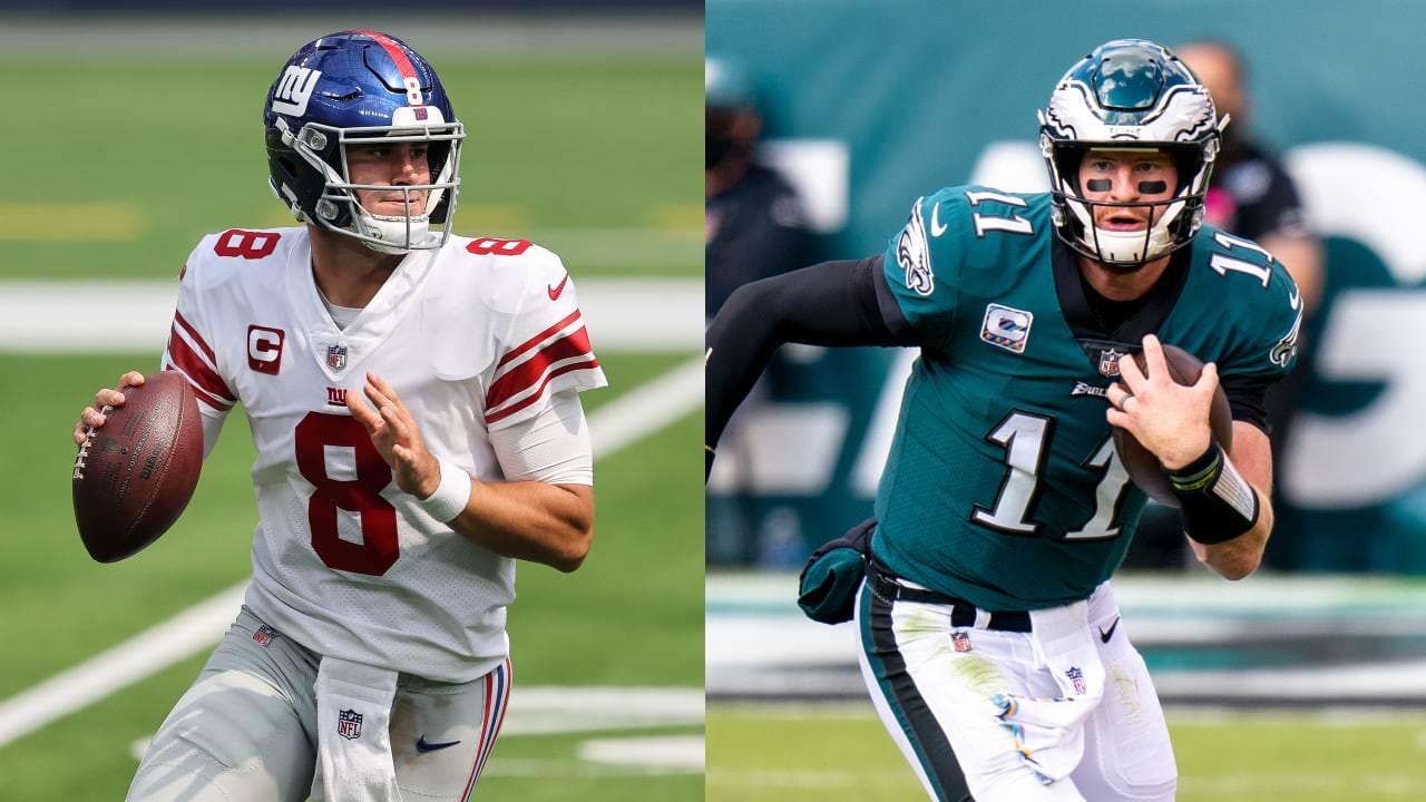 Escolha do jogo da semana 7 da NFL: Giants top Eagles;  Patriots vence 49ers – NFL.com