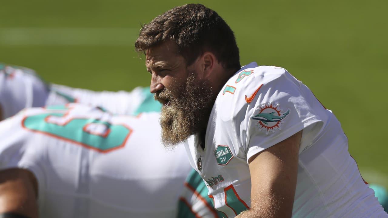 Ryan Fitzpatrick no banco em favor de Tua Tagovailoa: 'Foi doloroso para mim' – NFL.com
